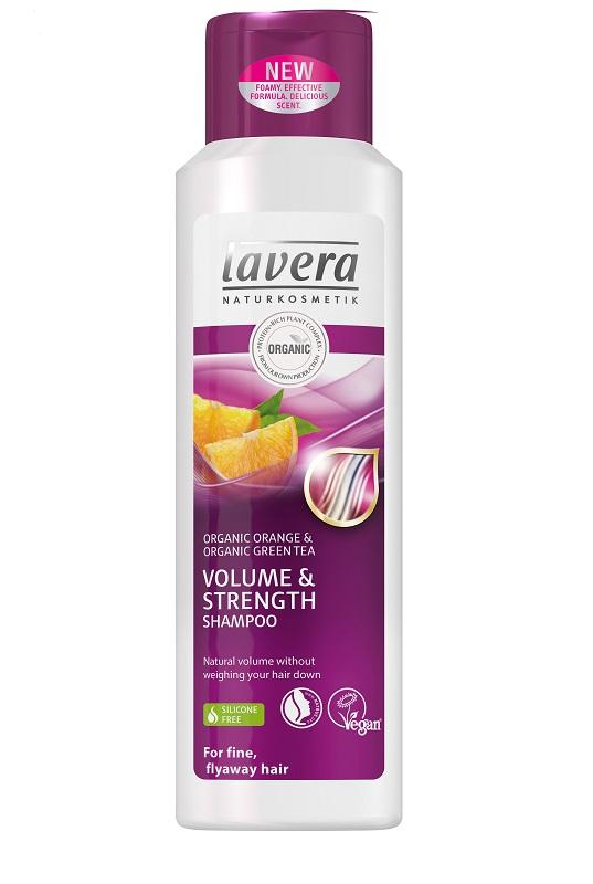 LAVERA Šampon Volume & Strenght, 250ml