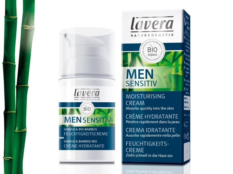 Fotografie LAVERA Hydratační krém pro muže, 30ml