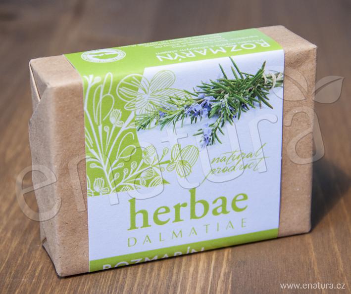 Herbae Dalmatiae: Rozmarýnové mýdlo 100g