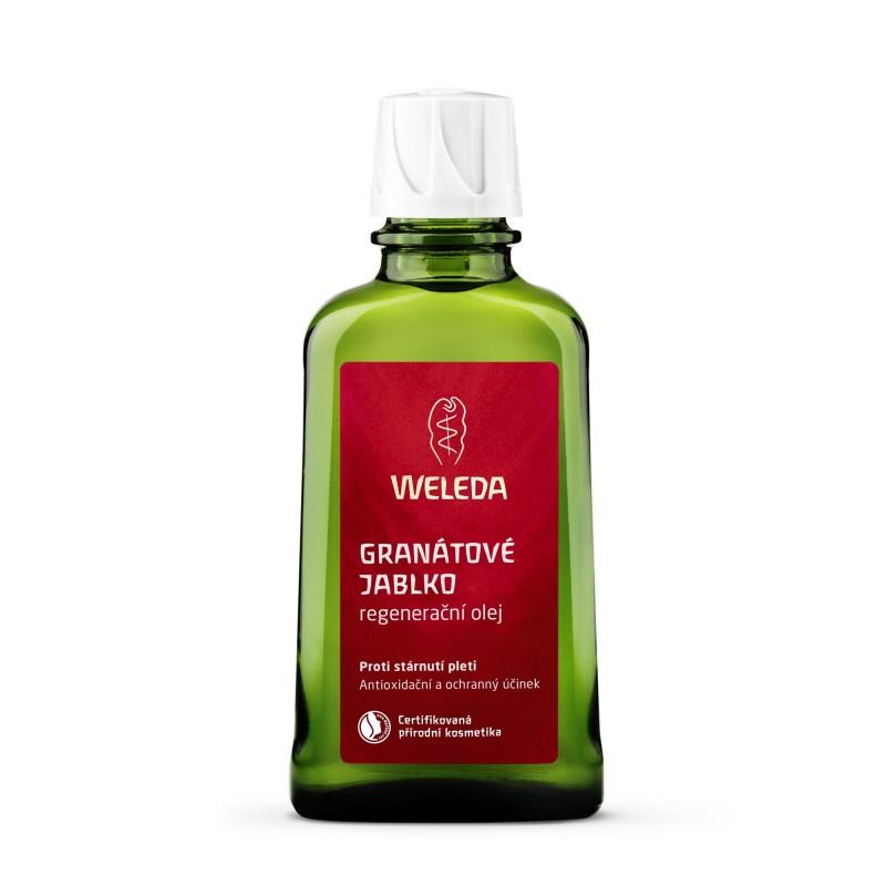 Regenerační olej Granátové jablko, 100 ml