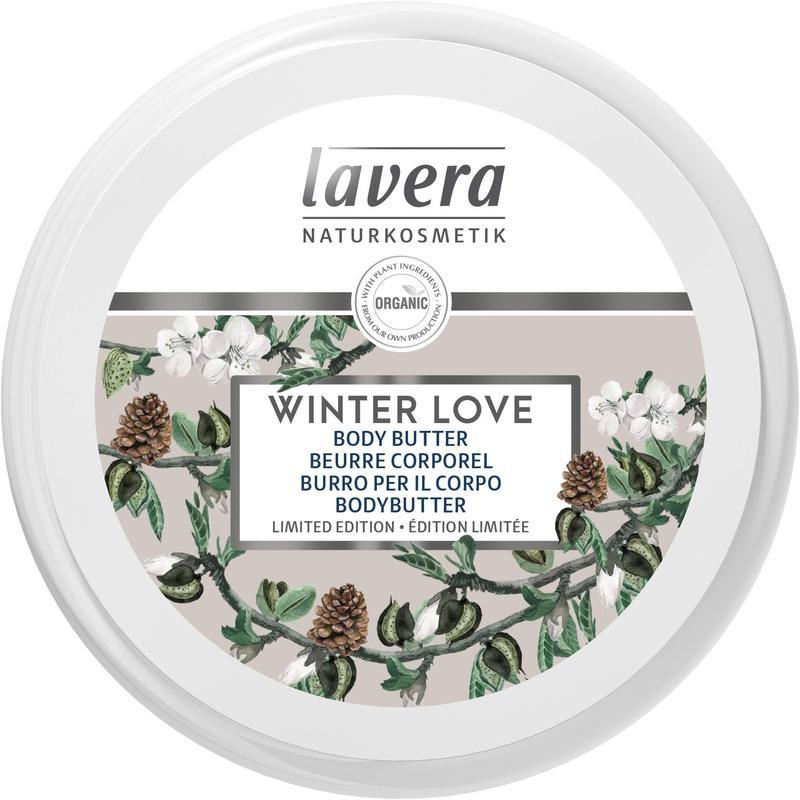 LAVERA Tělové máslo ZIMNÍ POHLAZENÍ Winter Love, 150ml