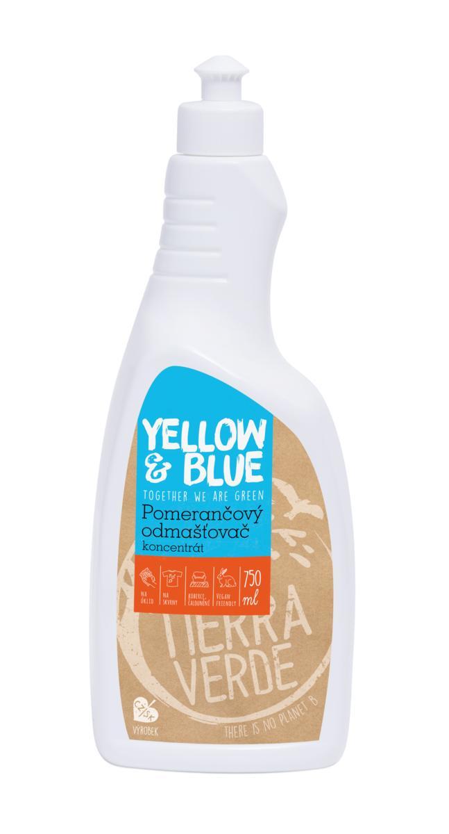 Pomerančový odmašťovač - koncentrát (750 ml)