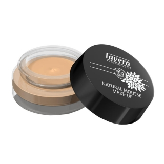 LAVERA Pěnový make-up - 03 med, 15g
