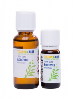 Silice Borovice, 10 ml