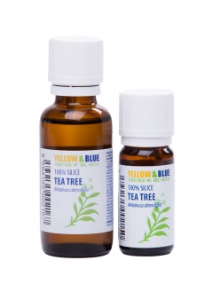 Silice Tea-Tree, 10 ml